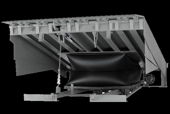 DA Air-Powered Dock Leveler