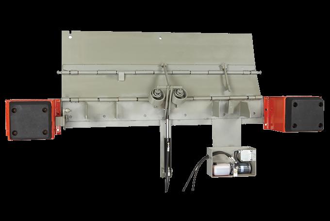HNL Hydraulic Edge-of-Dock Leveler